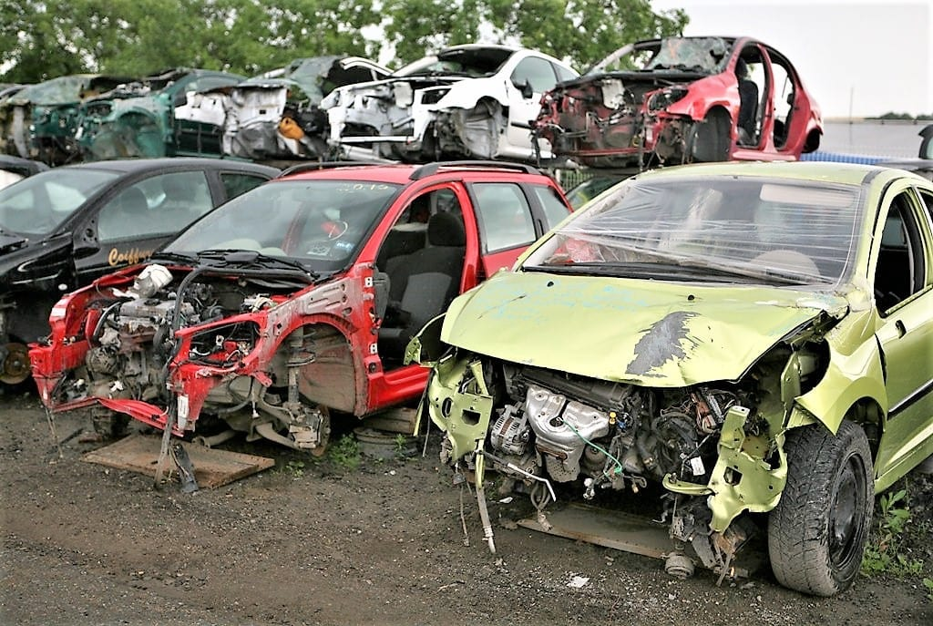 Scrap Car Removal & Recycling Industry